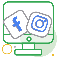 facebook, instagram, redes sociales, marketing
